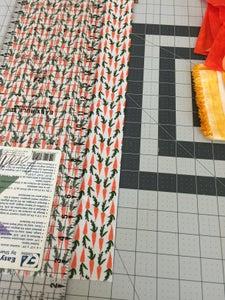 Choose and Cut Fabric