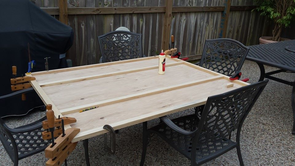 Picture of Choose/build Your Wooden Panel.