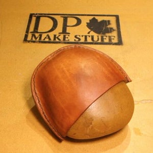 Make It - Nordstrom's Leather Wrapped Stone