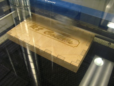 Laser the Top With a Marking Label