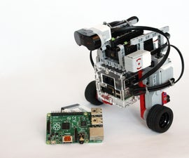 BrickPi3 BalanceBot – A Segway With the Raspberry Pi