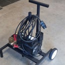 Power Washer Cart