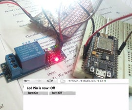 Controlling Appliances From Smartphone