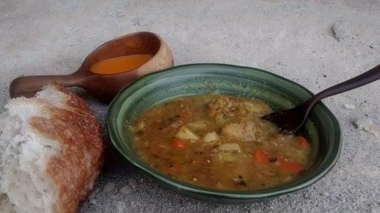 Bone Scrap Stew