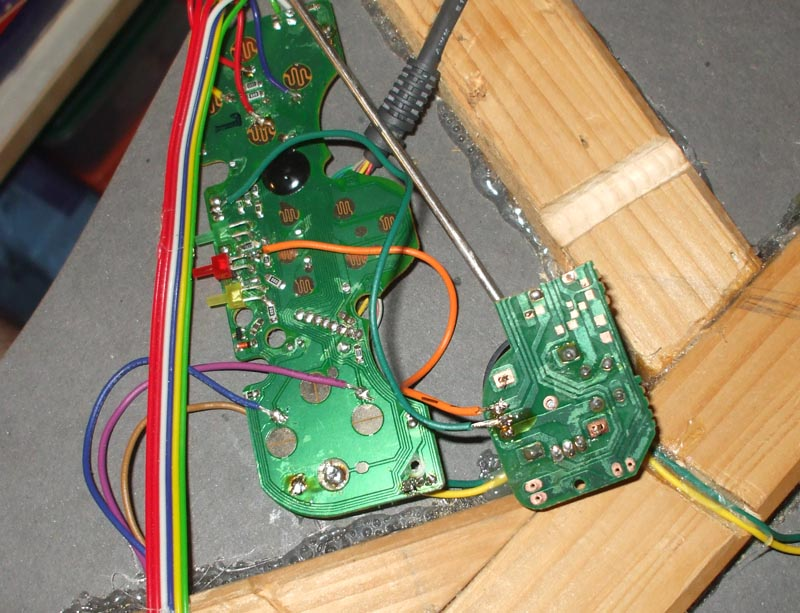 Picture of The Soldering