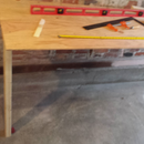 ​Cheap Wall-Mounted Folding Work Table