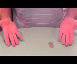 How to Perform 'Coin Across' - Kids Magic Trick Revealed