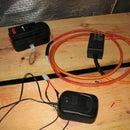 Mod a cordless power tool battery to run with wall current