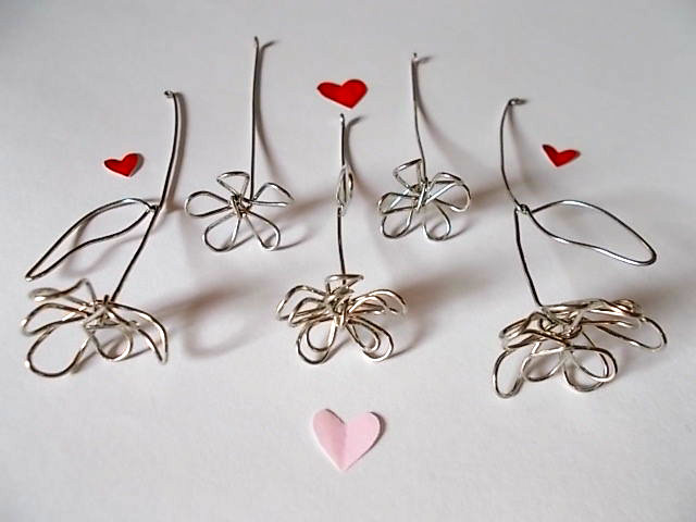 Picture of Wire Flowers