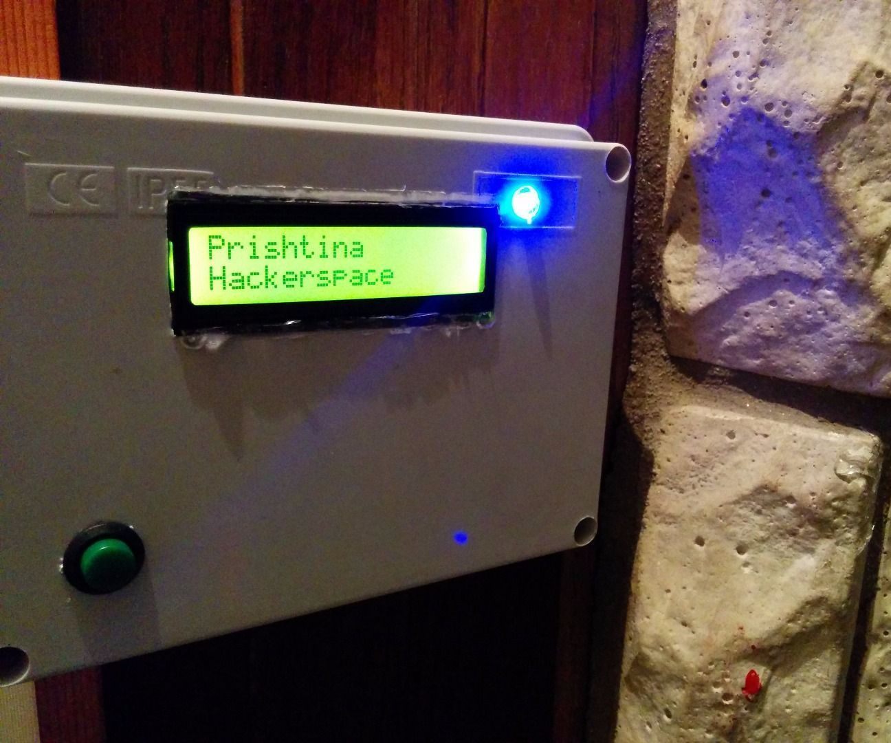 HACCSY - Hackerspace Access Control and Check in System: 4