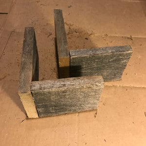 """THE 3-DIMENSIONAL """"L"""": Gluing Your Pieces of Wood Together"""