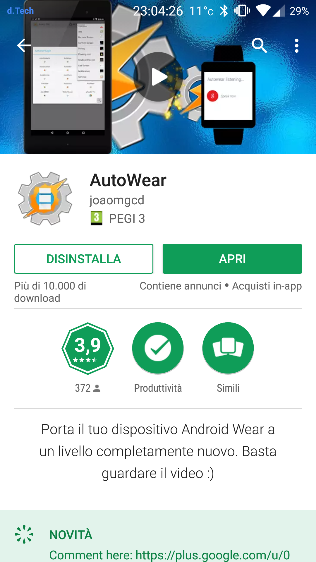 Picture of Play Store
