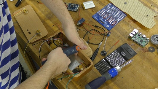 Installing the Electronics