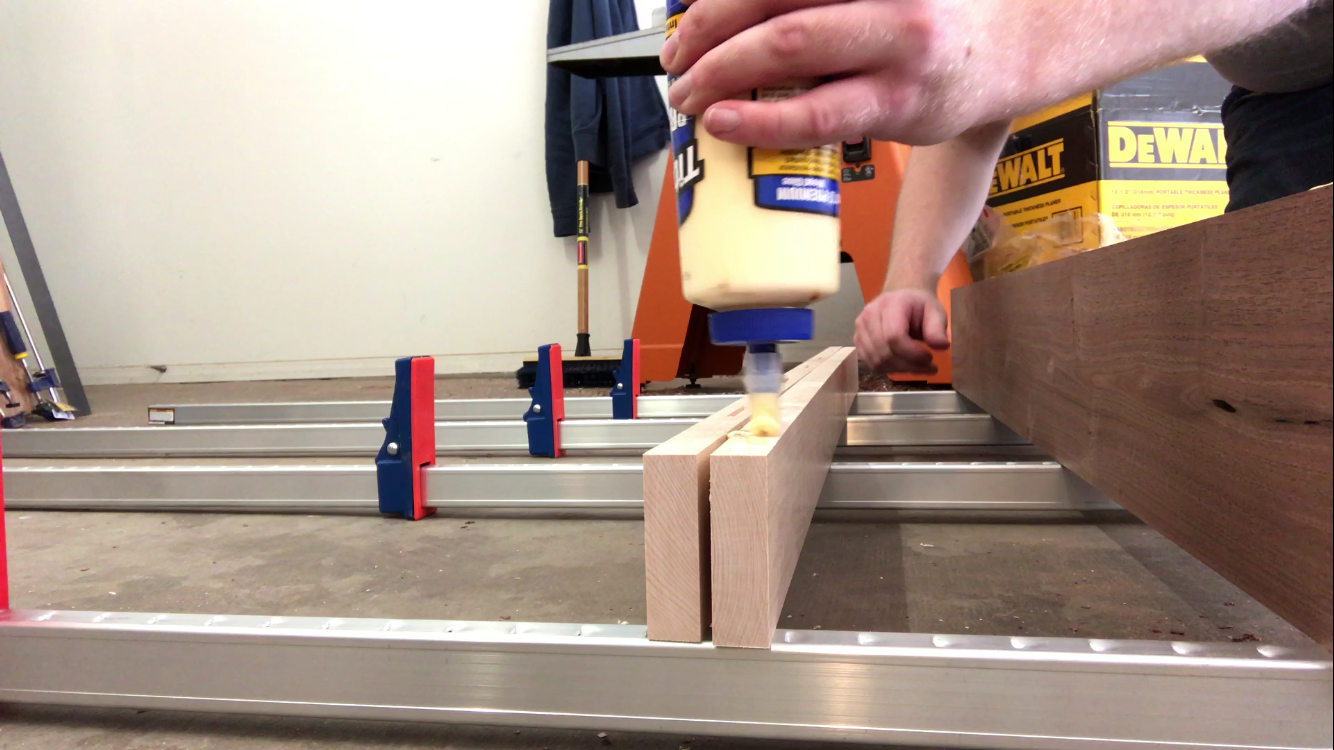 Picture of The Glue-up 1/3