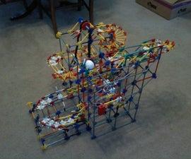 Criss-Cross Ball Machine