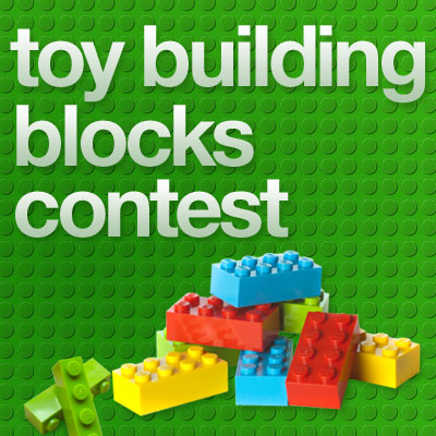 Picture of The Toy Building Blocks Contest starts Monday 7/1!