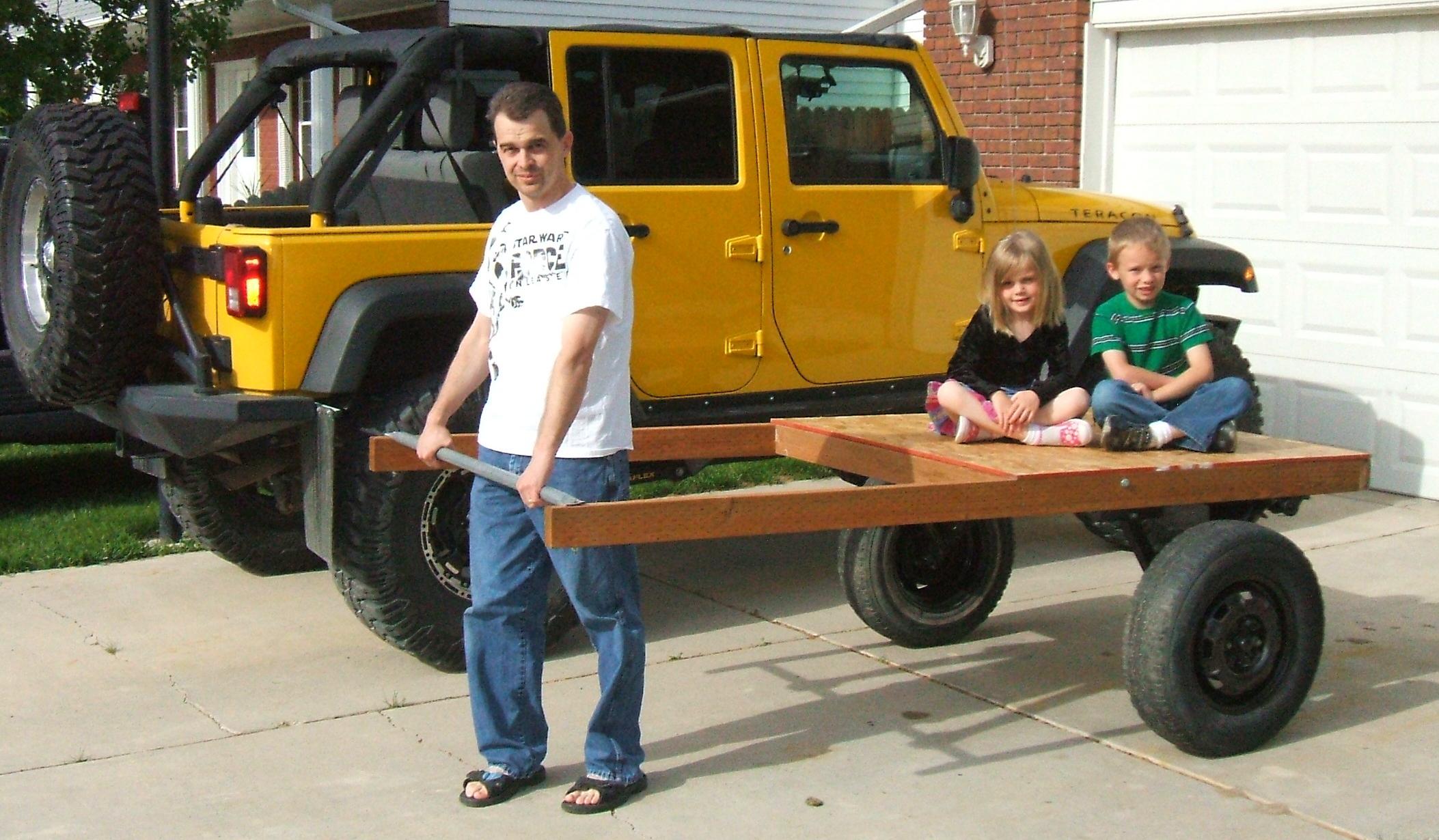 Picture of Missouri Handcart