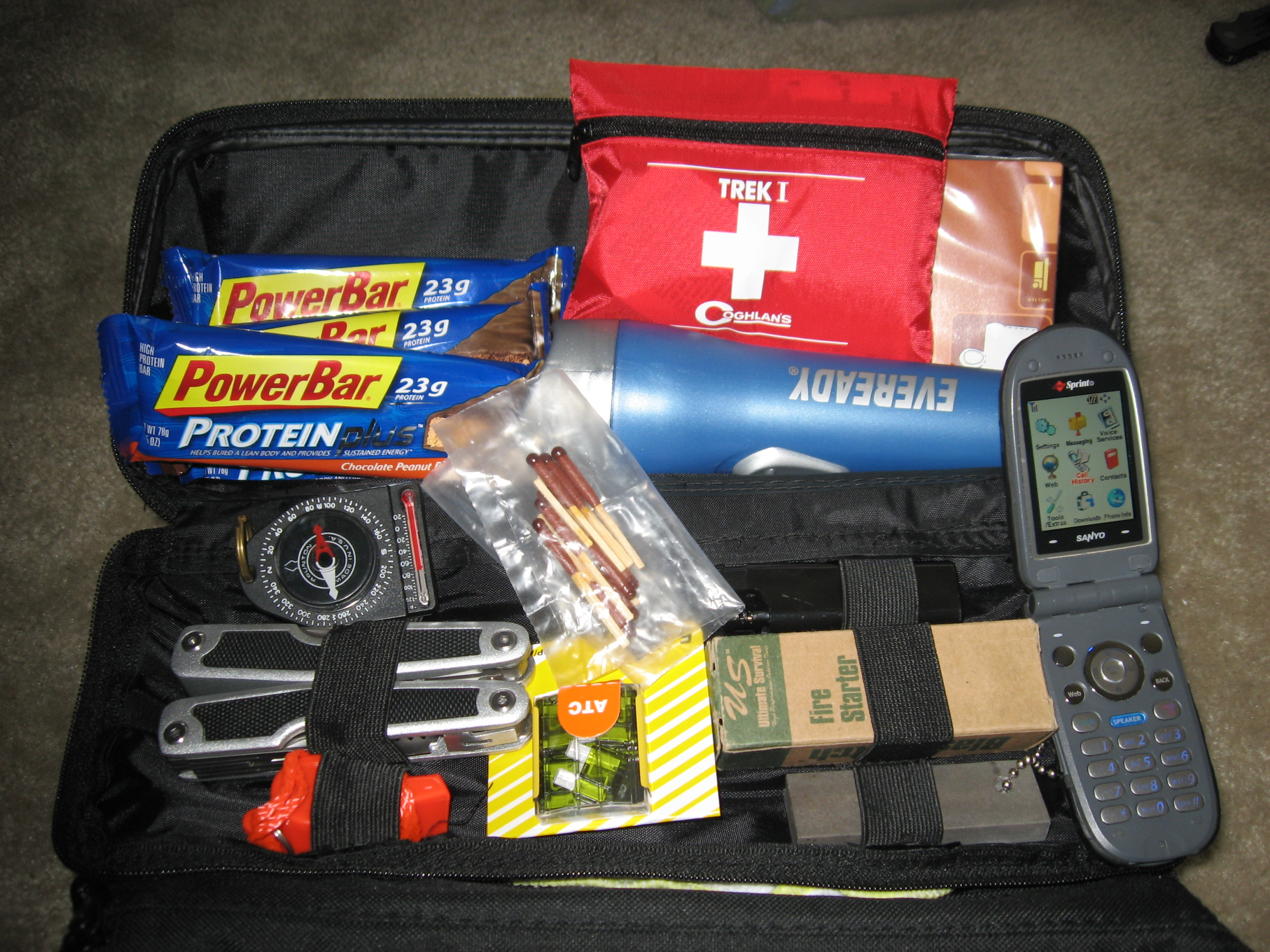 Emergency Car Survival Kit 6 Steps With Pictures