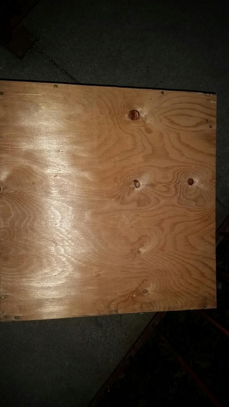 Picture of Measuring and Cutting Plywood Boards