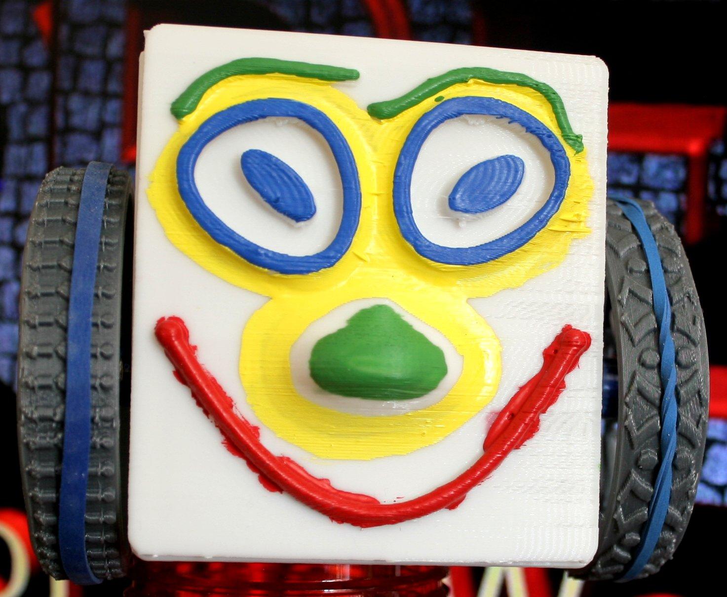 Picture of Talking, Singing and Dancing MiniFloppyBot Robot