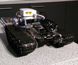 Wifi controlled Tank