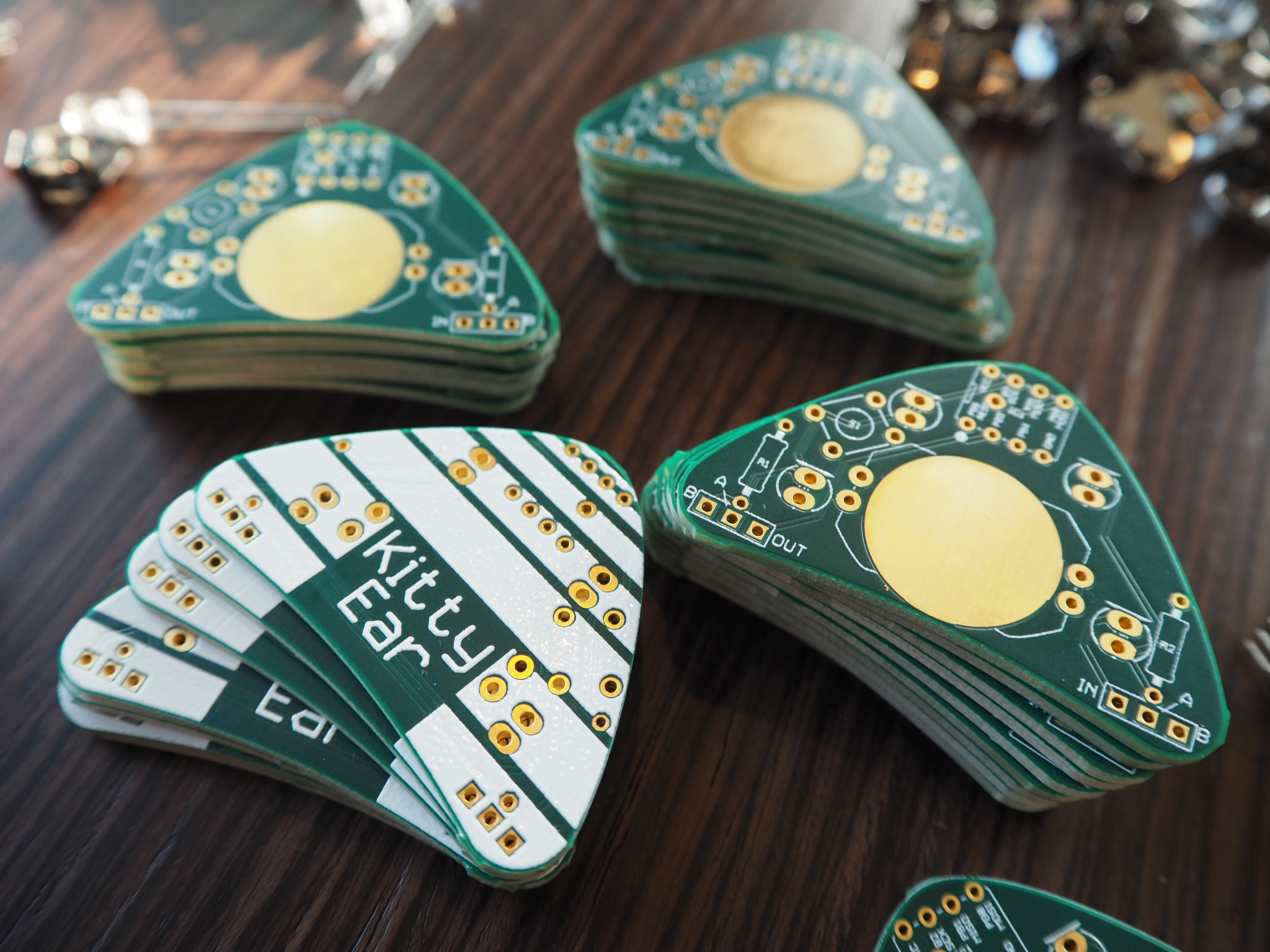 Picture of ORDER Your PCB (Printed Circuit Board)