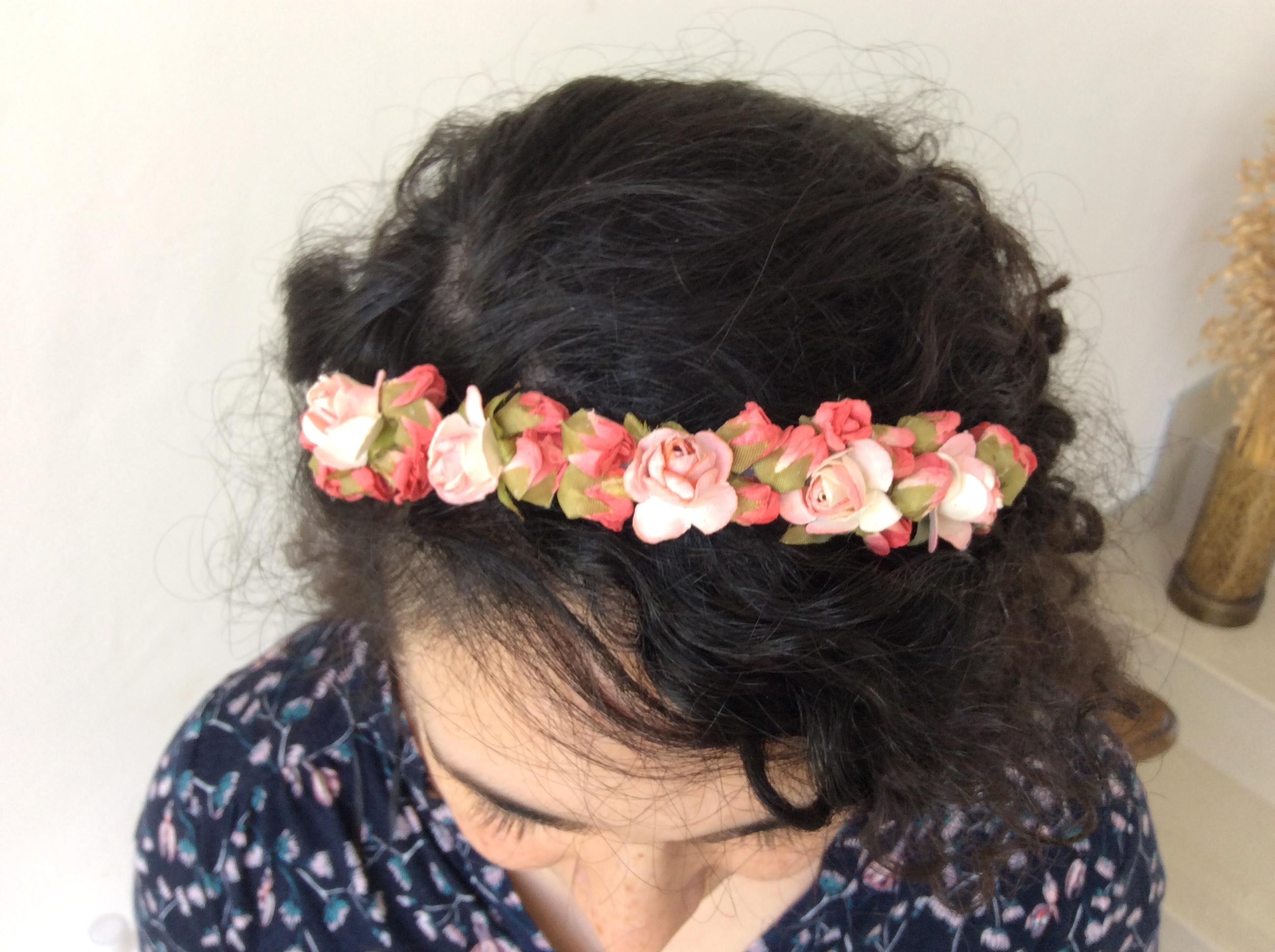 Picture of Boho Flower Headband
