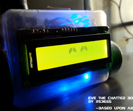 Eve, the Arduino Chatter Bot