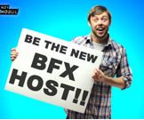 Looking for New Host of Indy Mogul's BFX