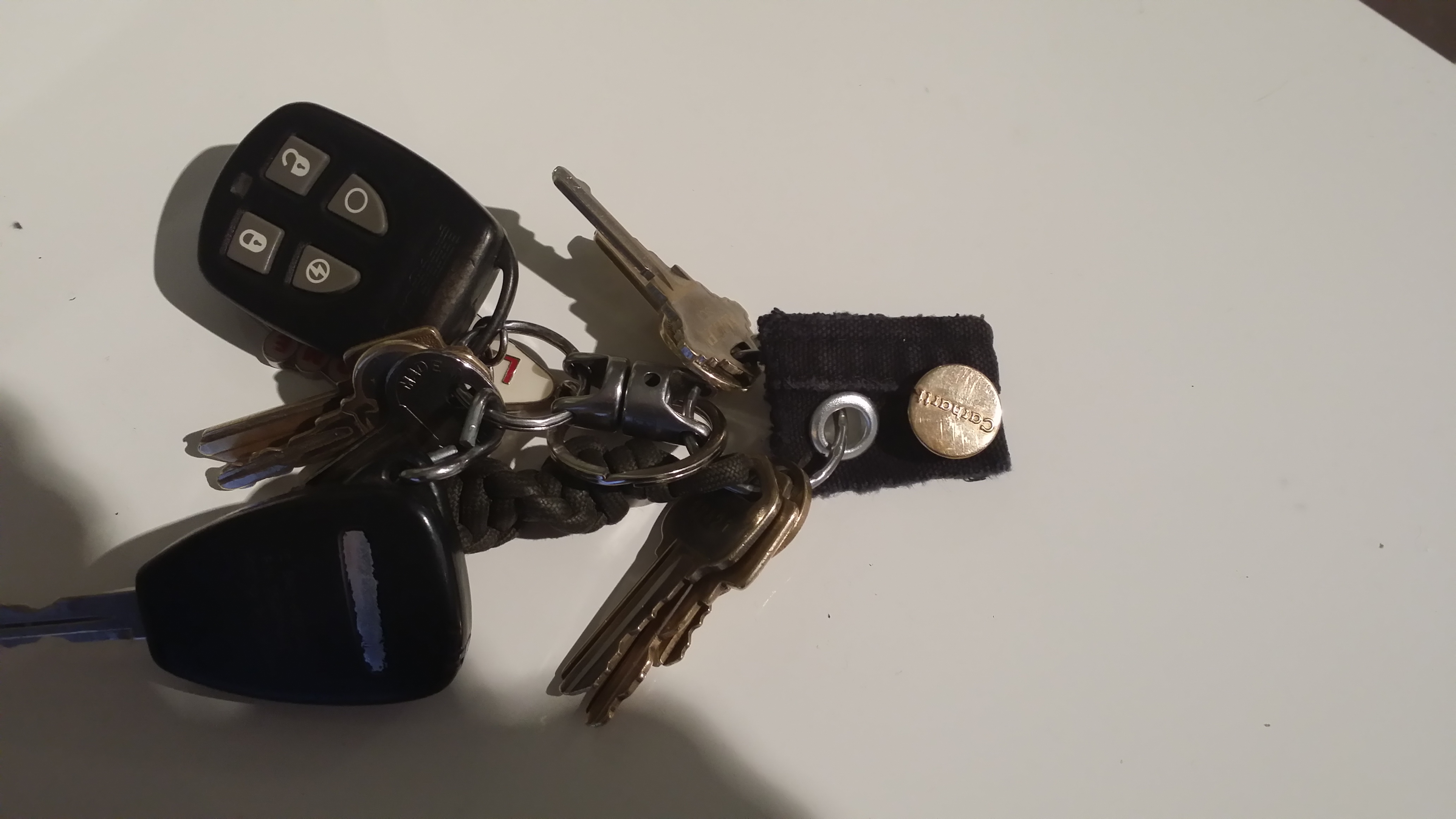 Picture of Button Key Fob