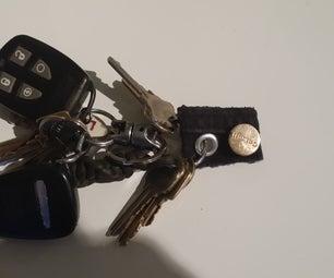 Button Key Fob