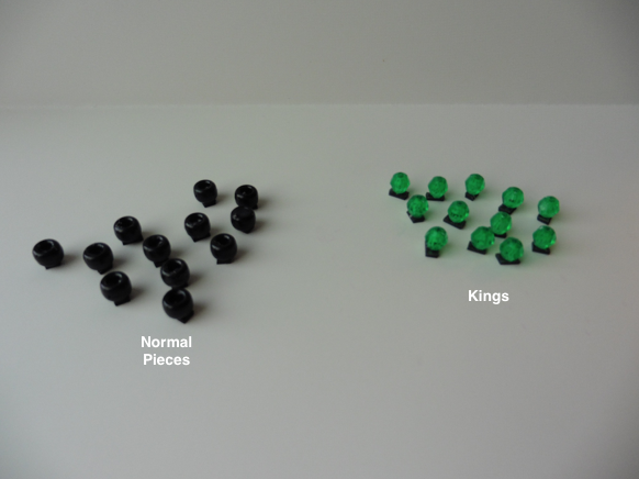 Picture of The Game Pieces