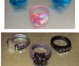 Turn Cheap Rings Into Classy Jewelry
