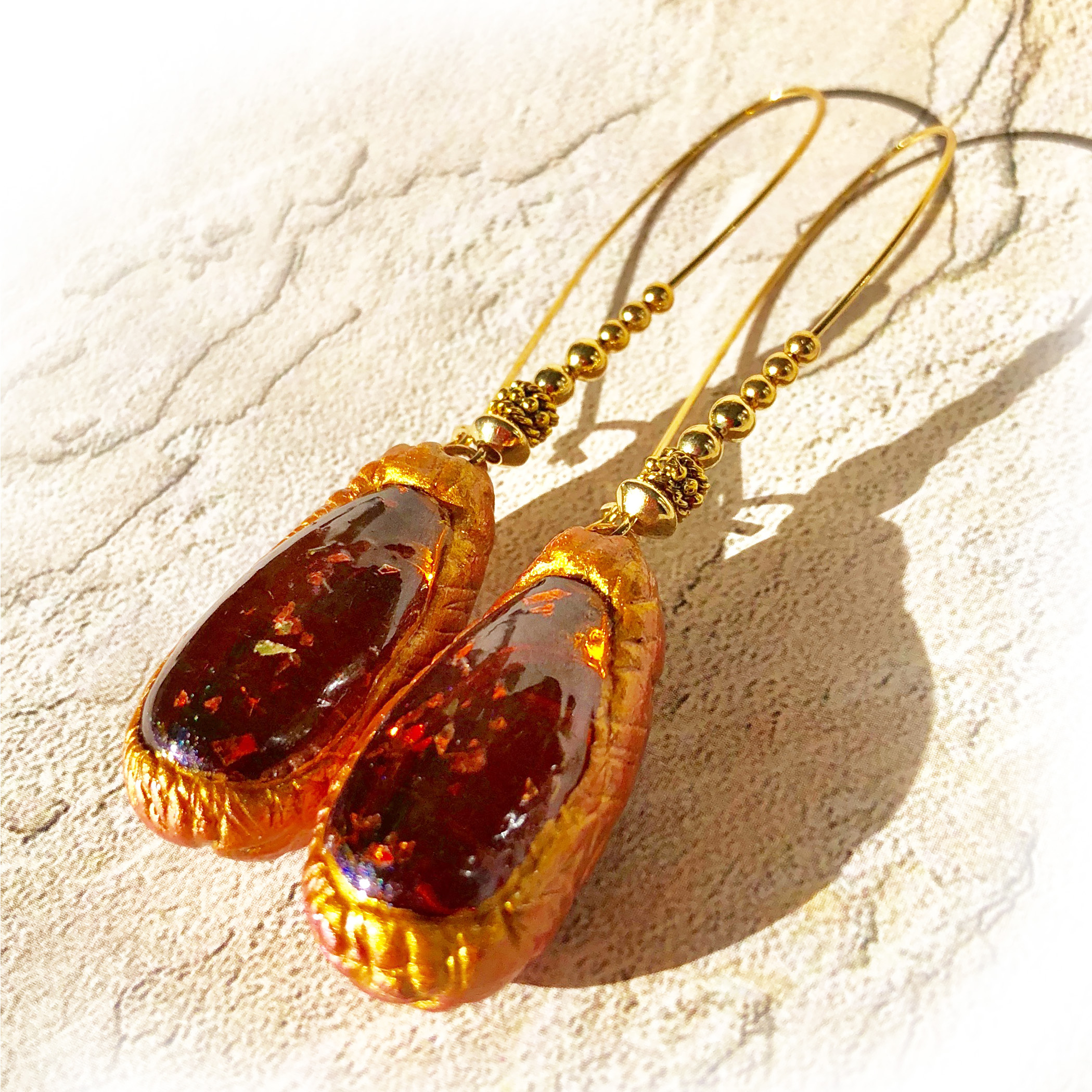 Picture of Orange & Gold