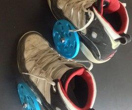3D Printed Skates