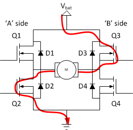 Picture of What Is a H Bridge Motor Driver & What Is PWM.