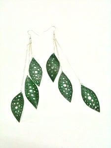 Leaf Earings