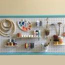 Decorative Pegboard Frame