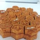 Honey bee cake look's beautiful