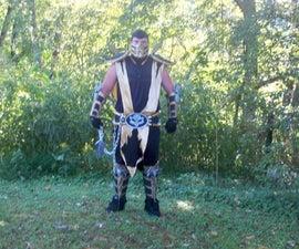 Scorpion  Mortal Kombat 9 Costume