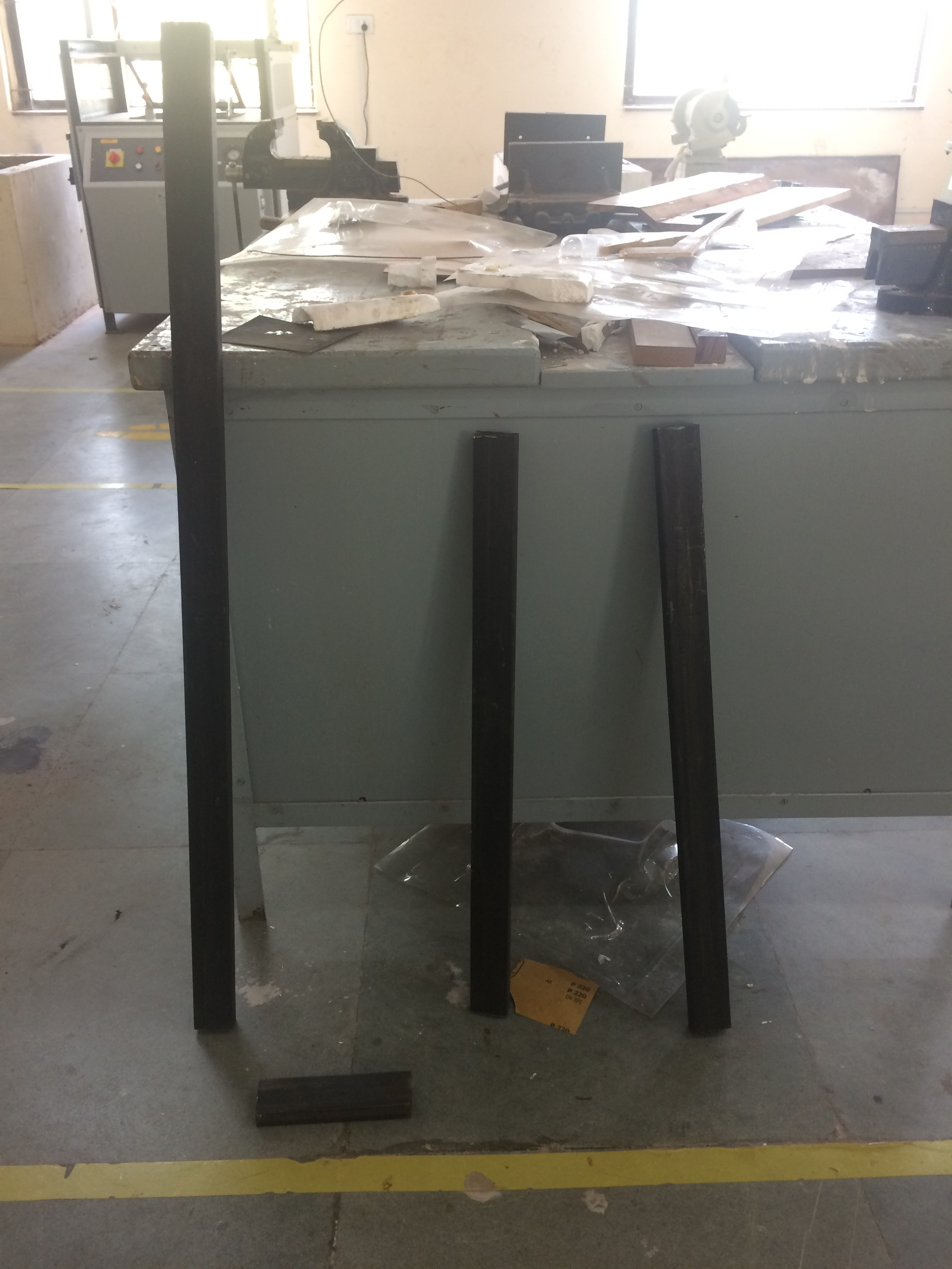 Picture of Metal Cutting (Iron Rectangular Tube)