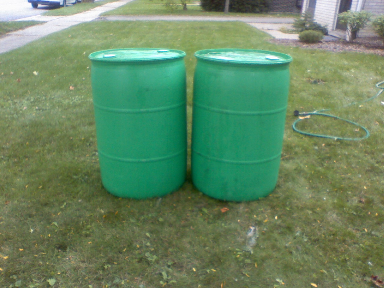 Picture of 55 Gal. Barrels / Drums