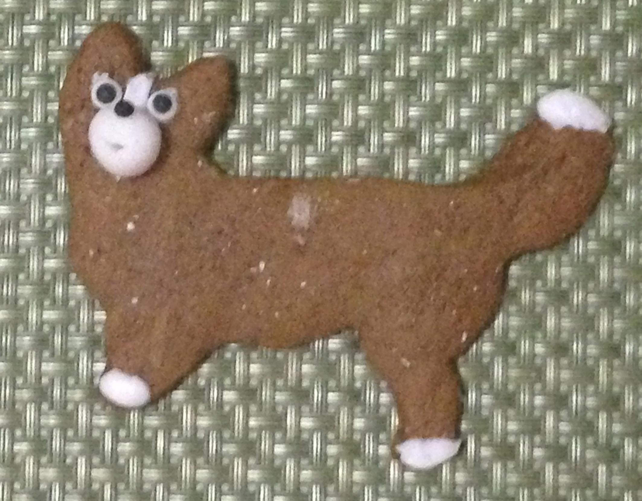 Picture of Decorating Corgi Cookies