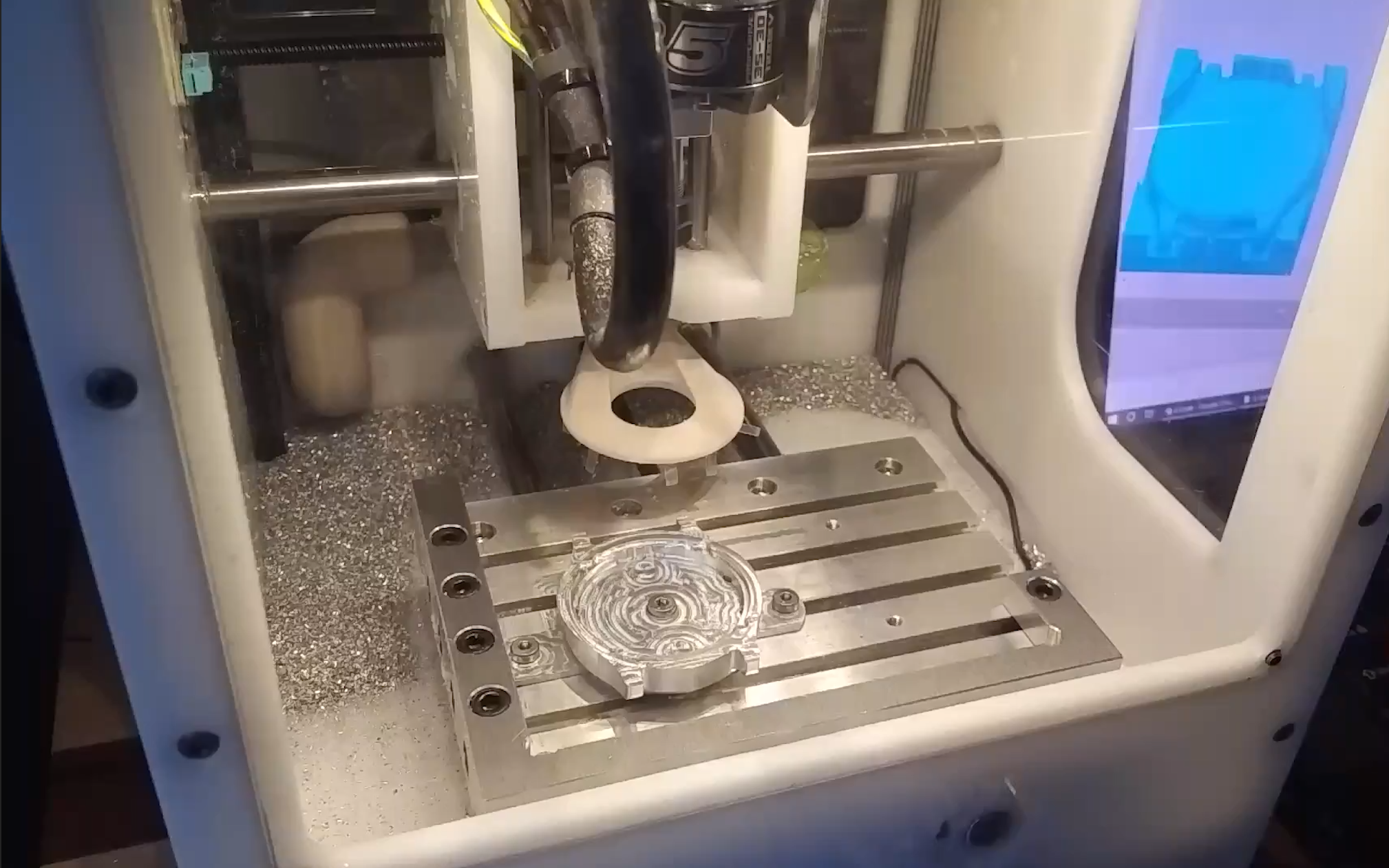 Picture of Machining the Case