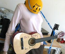 Instant Guitar Strap