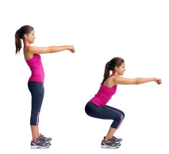 Exercises to Work Your Legs