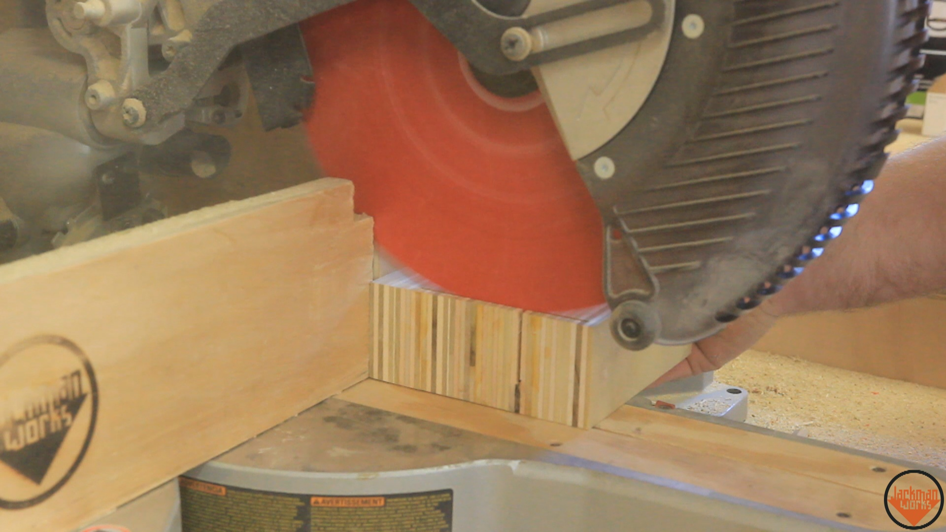 Picture of Shaping the Blocks