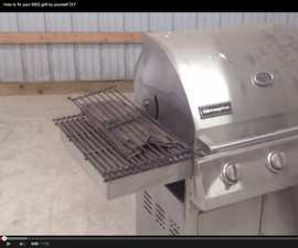 How to fix BBQ Grill