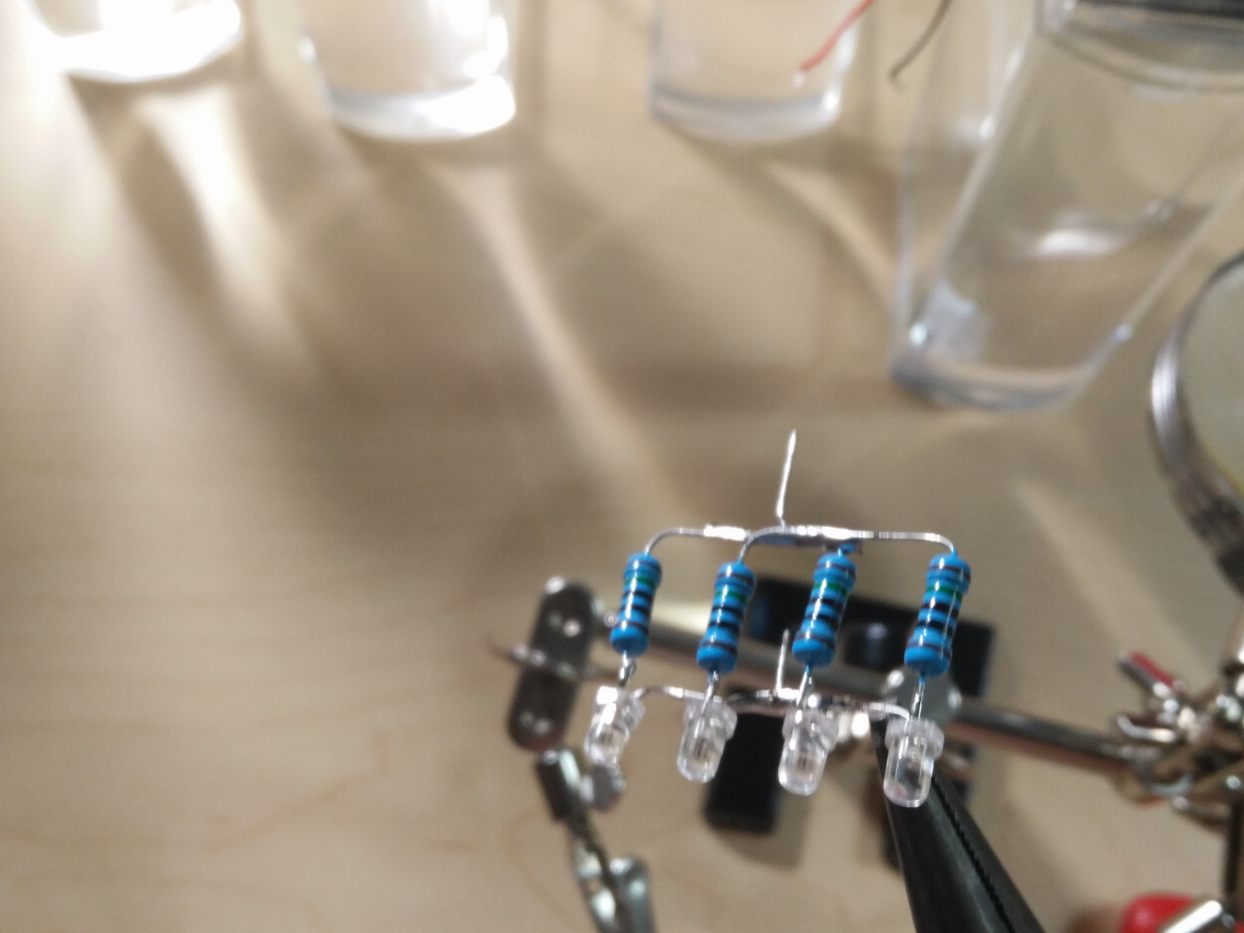 Picture of Water Speakers Preparation