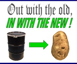 Make Potato Plastic!